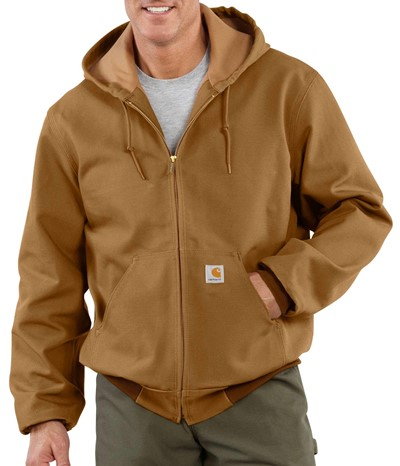 Carhartt Duck Thermal-Lined Active Jacket