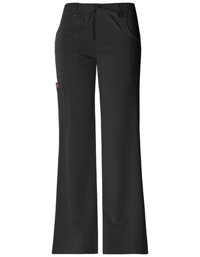 Women's Xtreme Stretch Drawstring Flare Scrub Pants
