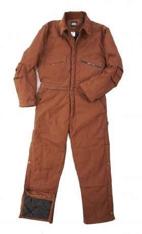 Key Insulated Duck Coveralls