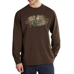 Carhartt Workwear Graphic Camo 1889 Long Sleeve T-Shirt