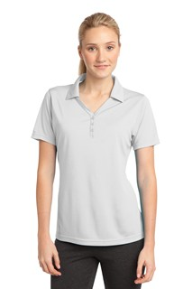 Sport-Tek® Ladies PosiCharge® Micro-Mesh Polo