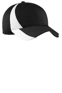 Sport-Tek® Dry Zone® Nylon Colorblock Cap